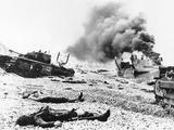 WWII Dieppe Raid Canadian Troops