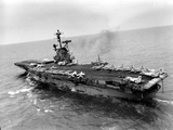 Vietnam War USS Aircraft Carrier