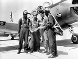 WWII US Tuskegee Airmen