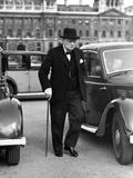 WWII England Winston Churchill