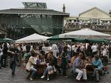 Britain London Food Market