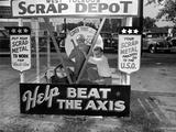 WWII US Recycling Program