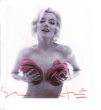 Marilyn Monroe (Pink Roses)