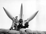 Vietnam War US Hawk Missiles