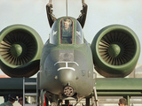 Saudi Arabia Army US Airforce A10 Warthog Tank-Killer Kuwait Crisis