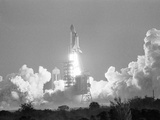 Challenger Liftoff 1984