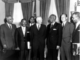 Eisenhower Civil Rights Leaders