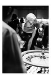 Jayne Mansfield Plays Roulette