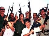 Gulf War Iraqi Militia Youth