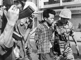 Vietnam War Vietcong Officer Arrested