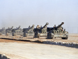 US Howitzers