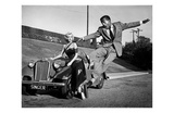 Marilyn Monroe &amp; Sammy Davis Jr