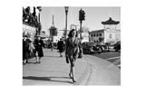 Rita Hayworth in Burbank  CA