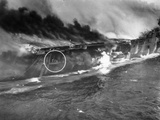 WWII USS Franklin Attack