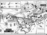 Vietnam War Target Map