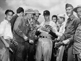 WWII Dimaggio US Troops