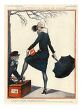 La Vie Parisienne  Georges Pavis  1924  France