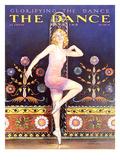 The Dance  Joan Oldham  1929  USA