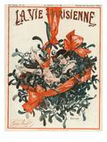 La Vie Parisienne  Cheri Herouard  1924  France