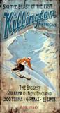 Killington Ski Vintage