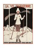 La Vie Parisienne  Georges Leonnec  1924  France