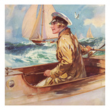 Woman in Boat  1939  UK