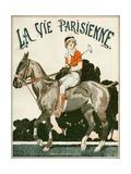 La Vie Parisienne, Rene Vincent, 1919, France Giclée