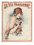 La Vie Parisienne  Leo Pontan  1924  France
