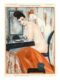 La Vie Parisienne  Zaliouk  1922  France