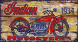 Indian 1934 Vintage