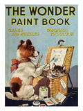The Wonder Paint Book  UK