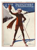 La Vie Parisienne  Rene Prejelan  1924  France