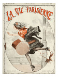 La Vie Parisienne  Cheri Herouard  1919  France