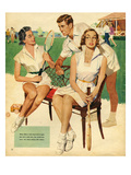 Tennis  Maudson  1953  UK