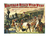 Buffalo Bill's Wild West Show  1907  USA