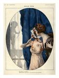 La Vie Parisienne  C Herouard  1919  France