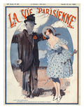 La vie Parisienne  Georges Leonnec  1920  France