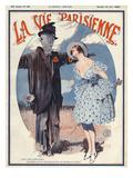 La vie Parisienne  Georges Leonnec  1920  France