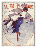 La Vie Parisienne  Leo Pontan  1920  France