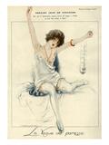 La Vie Parisienne  J Leclerc  1919  France