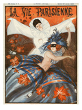 La Vie Parisienne  Armand Vallee  1920  France