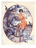 La Vie Parisienne  Herouard  1930  France