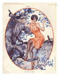 La Vie Parisienne  Herouard  1930  France