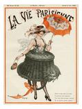 La vie Parisienne  Cheri Herouard  1920  France