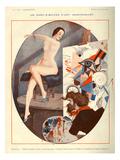 La Vie Parisienne  Leo Fontan  1922  France