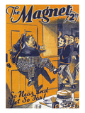 The Magnet  Billy Bunter  UK