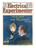 Electrical Experimenter  1918  USA