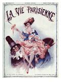 La vie Parisienne  Leo Fontan  1920  France