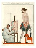 La Vie Parisienne  Zaliouk  1923  France