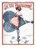 La Vie Parisienne, C Herouard, 1923, France Giclée